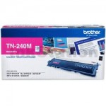 Brother TN-240M Genuine Magenta Toner Cartridge - 1,400 pages