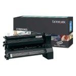 Lexmark (C782X1KG) Genuine C782 Extra High Yield Black Toner Cartridge - 15,000 pages