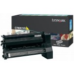 Lexmark (C782X1YG) Genuine C782 Extra High Yield Yellow Toner Cartridge - 15,000 pages