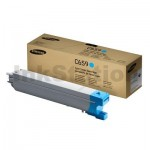 Genuine Samsung CLX-8640ND, CLX-8650ND [CLT-C659S C659] Cyan Toner SU094A - 20,000 pages @ 5%