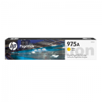 HP 975A Genuine Yellow Inkjet Cartridge L0R94AA - 3,000 Pages