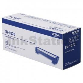 1 x Brother TN-1070 Genuine Toner - 1,000 pages