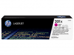 HP CF403X (201X) Genuine Magenta Toner Cartridge - 2,300 Pages
