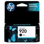 HP 920 Genuine Black Inkjet Cartridge CD971AA