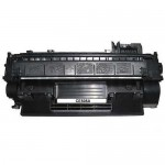 1 x HP CE505A (05A) Compatible Black Toner Cartridge - 2,300 Pages