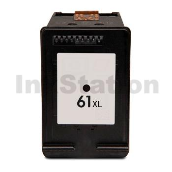 1 x HP 61XL Compatible Black High Yield Inkjet Cartridge CH563WA - 480 Pages