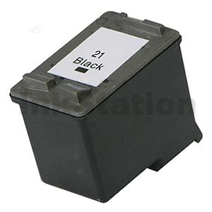1 x HP 21XL Compatible Black High Yield Inkjet Cartridge C9351CA - 475 Pages