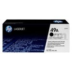 1 x HP Q5949A (49A) Genuine Black Toner Cartridge - 2,500 Pages