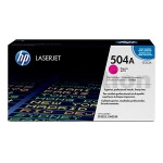 HP CE253A (504A) Genuine Magenta Toner Cartridge - 7,000 Pages