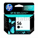 HP 56 Genuine Black Inkjet Cartridge C6656AA