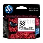 HP 58 Genuine Photo Inkjet Cartridge C6658AA
