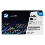 HP CE260A (647A) Genuine Black Toner Cartridge - 8,500 Pages