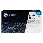 HP CE260X (649X) Genuine Black High Yield Toner Cartridge  - 17,000 Pages