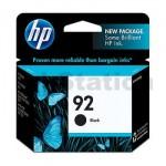 HP 92 Genuine Black Inkjet Cartridge C9362WA