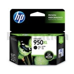 1 x HP 950XL Genuine Black High Yield Inkjet Cartridge CN045AA - 2,300 Pages
