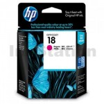 HP 18 Genuine Magenta Inkjet Cartridge C4938A