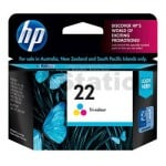 HP 22 Genuine Colour Inkjet Cartridge C9352AA - 170 Pages