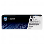 1 x HP 78A CE278A Genuine Black Toner Cartridge - 2,100 Pages