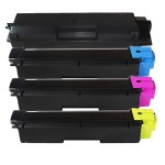 4 Pack Non-Genuine alternative for TK-584 Toner Cartridges suitable for Kyocera FS-C5150DN [1BK,1C,1M,1Y]