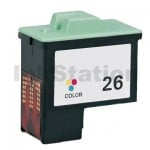 Lexmark No.26 (10N0026) Compatible Colour Ink Cartridge - 275 pages