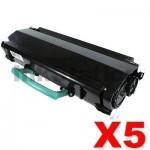 5 x Lexmark (X264H11G) Compatible X264/X363/X364 Toner - 9,000 pages