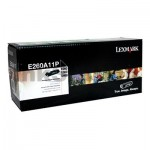 1 x Lexmark E260 / E360 / E460 Genuine Toner Cartridge (E260A11P) - 3,500 pages