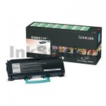 Lexmark E460X11P Genuine E460 Toner Cartridge - 15000 pages