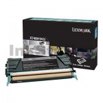Lexmark (X746H1KG) Genuine X746/X748 HY Black Toner - 12,000 pages