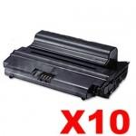 10 x Compatible Samsung ML-D3470B Black Toner Cartridge SU673A - 10,000 pages