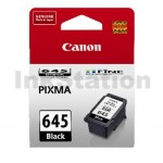 Canon PG-645 Genuine Black Ink Cartridge - 180 pages