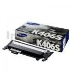 Genuine Samsung CLP-360, CLP-365, CLX-3300, CLX-3305 [CLT-K406S K406] Black Toner SU120A - 1,500 pages