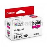 Genuine Canon PFI-1000M Magenta Ink Cartridge