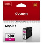 Canon PGI-1600M Genuine Magenta Ink Cartridge - 300 pages