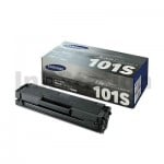 Samsung ML2160/2165W, SCX3405F/FW (MLT-D101S 101) Genuine Black Toner Cartridge SU698A - 1,500 pages
