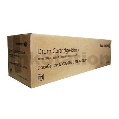 Genuine Fuji Xerox DocuCentre IV C2260, C2263, C2265 Black Drum Unit (CT350947) - 60,000 pages
