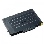 Compatible Samsung CLP-510 Yellow Toner Cartridge - 5,000 pages @ 5% (CLP-510D5Y)