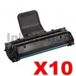 10 x Compatible Samsung SCX-4521F Black Toner Cartridge - 3,000 pages (SCX-4521D3)