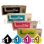4 Pack Genuine Kyocera TK-859 Toner Cartridges TASKalfa 400ci, TASKalfa 500ci