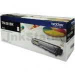 Brother TN-251BK Genuine Black Toner Cartridge - 2,500 pages