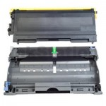 Brother Compatible TN-2025 Toner Cartridge + Compatible DR-2025 Drum Unit Combo
