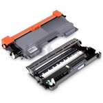 Brother Compatible TN-2030 Toner Cartridge + Compatible DR-2225 Drum Unit Combo