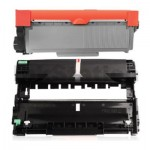 Brother Compatible TN-2350 Toner Cartridge + Compatible DR-2325 Drum Unit Combo