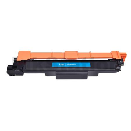 Brother TN-257C Compatible Cyan High Yield Toner Cartridge - 2,300 pages