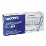 Brother PC-301 Genuine Printing Cartridge - 250 Pages