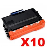 10 x Brother TN-3440 Compatible Toner High Yield - 8,000 pages