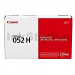 Canon CART-052H High Yield Black Genuine Toner Cartridge - 9,200 pages