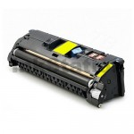 Canon LBP 5200 / MFC 8180 (CART-301Y) Compatible Yellow Toner Cartridge - 4,000 pages