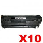 10 x Canon CART-303 Black Compatible InkStation.com.au Toner Cartridge 2,000 Pages