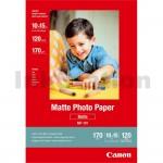 "Canon MP-1014X6 Genuine Matte Photo Paper 170gsm 4""x6"" - 120 sheets"