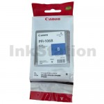 Genuine Canon PFI-106B Blue Ink Tank